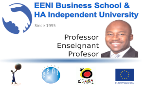 Paterson Ngatchou: EENI / HA University Professor